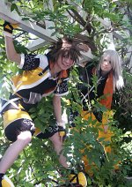 Cosplay-Cover: Sora Master-Form