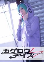 Cosplay-Cover: Tsubomi Kido