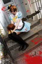 Cosplay-Cover: Rin Kagamine [bloody Sunday]