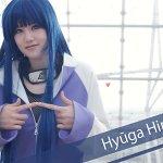 Cosplay: Hinata Hyuuga