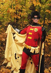 Cosplay-Cover: Robin (Tim Drake)
