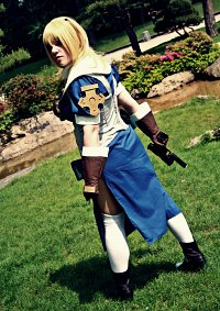 Cosplay-Cover: Rosette Christopher [Militia]