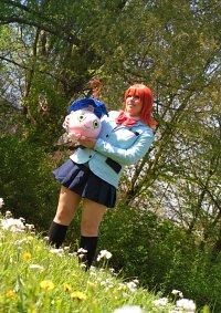Cosplay-Cover: Sora Takenouchi [Schooluniform   Tri.]