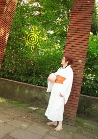 "Cosplay-Cover: Taichi ""Tai"" Yagami (Digimon Tri 'Yukata')"