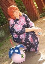 Cosplay-Cover: Sora Takenouchi [Yukata | Tri.]