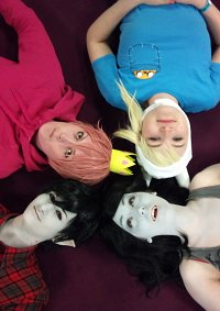 Cosplay-Cover: Marshall Lee [AdventureTime!]
