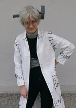 Cosplay-Cover: Dr. Stein