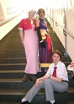 Cosplay-Cover: Aeris