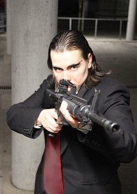 Cosplay-Cover: Duke Togo alias Golgo 13
