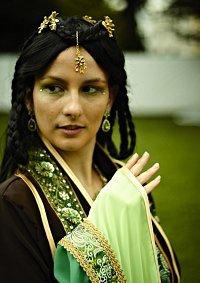 Cosplay-Cover: Tu Ti (Chinese Goddess original) Erde/Holz