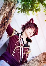 Cosplay-Cover: LeChat (X-Down)