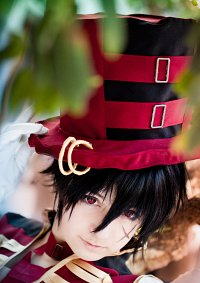 Cosplay-Cover: Mad Hatter  (X-Down)