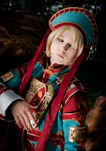 Cosplay-Cover: Ion Fortuna // Artbook