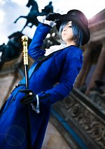 Cosplay-Cover: Ciel Phantomhive (king outfit)