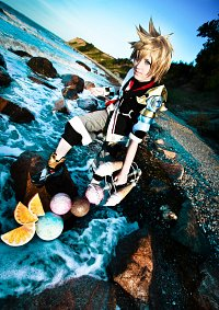 Cosplay-Cover: Ventus(Eiscreme boy)