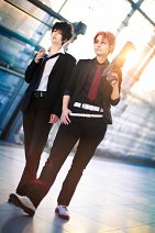 Cosplay-Cover: Shuusei Kagari