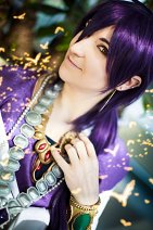 Cosplay-Cover: Sinbad (King of Sindria)