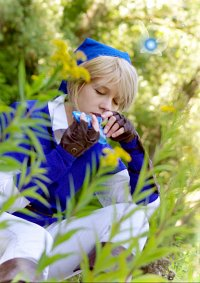 Cosplay-Cover: Link [Blue Tunica]