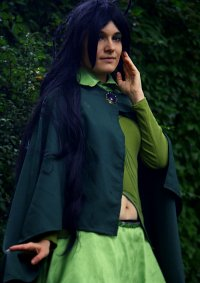 Cosplay-Cover: Mutter Natur [Seraphina Pitchiner]