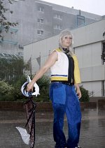 Cosplay-Cover: Riku (KH II)
