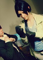 Cosplay-Cover: Rokudo Mukuro TYL (Colore Artwork)