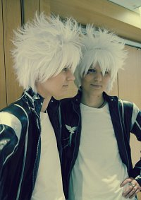 Cosplay-Cover: Byakuran (Choice)