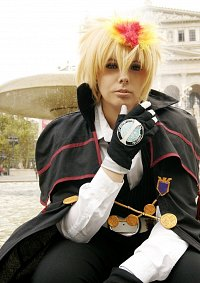 Cosplay-Cover: Giotto [Vongola-Primo]