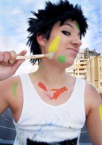 Cosplay-Cover: Takeshi Yamamoto [Paint-Version]