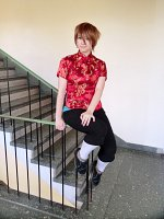 Cosplay-Cover: Tao