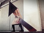 Cosplay-Cover: Pyramid Head