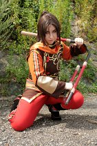 Cosplay-Cover: Ling Tong 【淩統】(DW8)