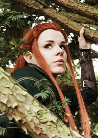 Cosplay-Cover: Tauriel - Feast of starlight「The Hobbit」