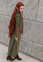 Cosplay-Cover: Tauriel - Daughter of Mirkwood 「The Hobbit」