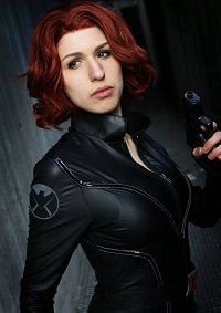 Cosplay-Cover: Black Widow「The Avengers」