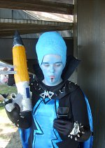Cosplay-Cover: Megamind