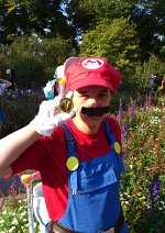 Cosplay-Cover: Mario (Sunshine)