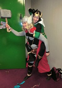 Cosplay-Cover: Thor