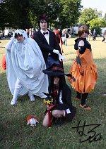 Cosplay-Cover: Kuragane Vampirecat (Halloween)