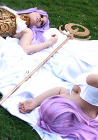Cosplay-Cover: Sasha/Athena