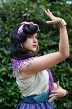 Cosplay-Cover: Esmeralda [Pinup Style]