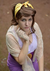 Cosplay-Cover: Megara [Pin-Up]