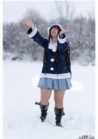 Cosplay-Cover: Mio Akiyama Christmas Version