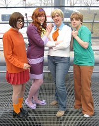 Cosplay-Cover: Daphne Blake [ScoobyDoo]