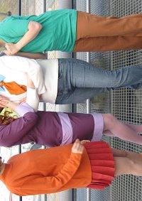 Cosplay-Cover: Fred Jones (Scooby Doo)