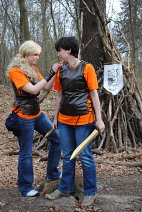 Cosplay-Cover: Percy Jackson [Capture the flag]