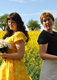 "Cosplay-Cover: Charlotte ""Chuck"" Charles [Pushing Daisies]"