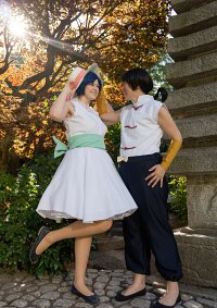 Cosplay-Cover: Ranma Saotome (Opening)