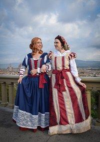 Cosplay-Cover: Caterina Sforza