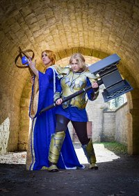Cosplay-Cover: Lady Kima of Vord