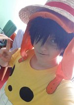 Cosplay-Cover: Luffy - Movie Z [Outfit 1]